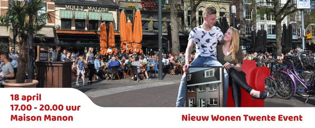 Nieuw Wonen Twente Event