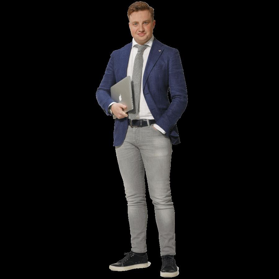 Andy van den Berg