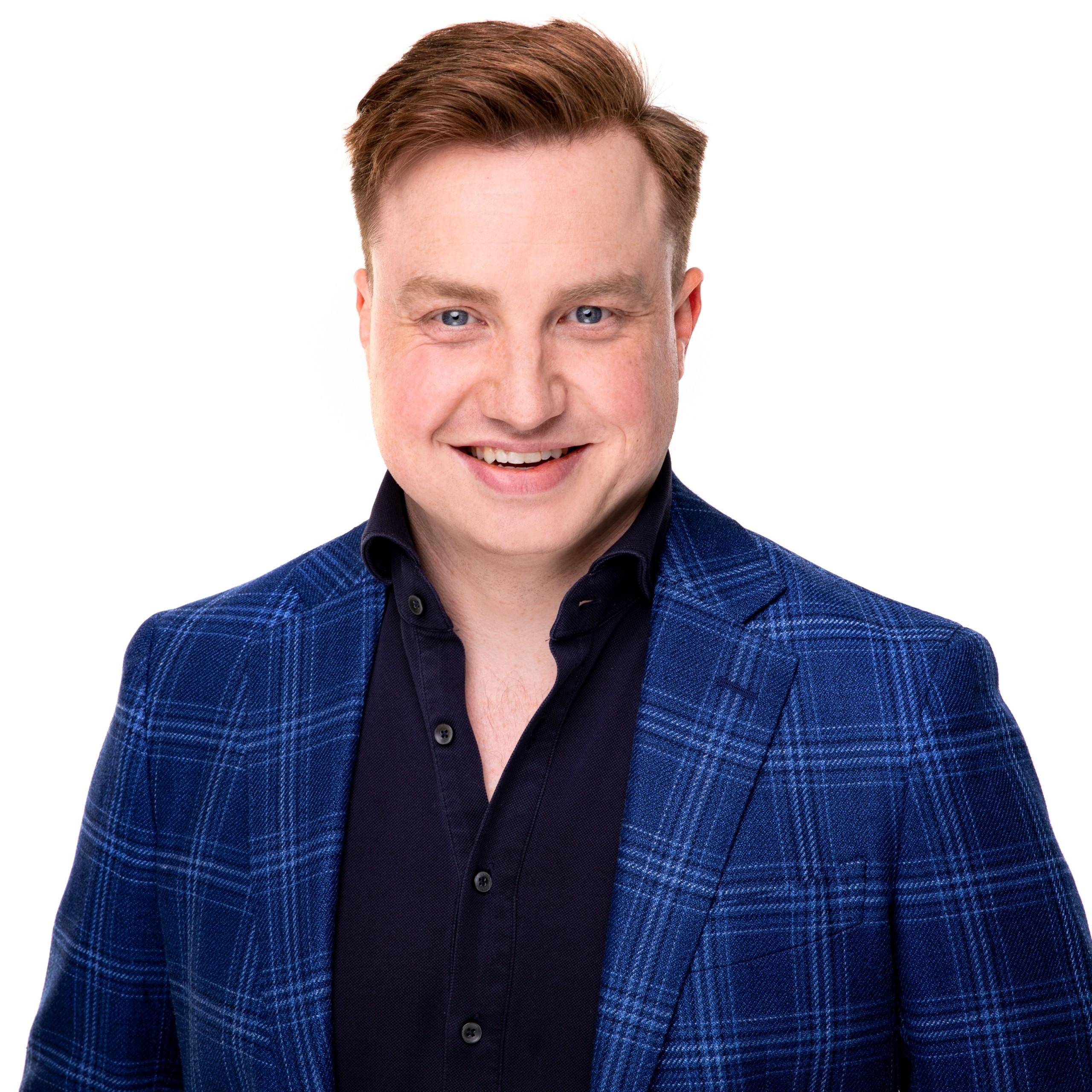Andy van den Berg KRMT