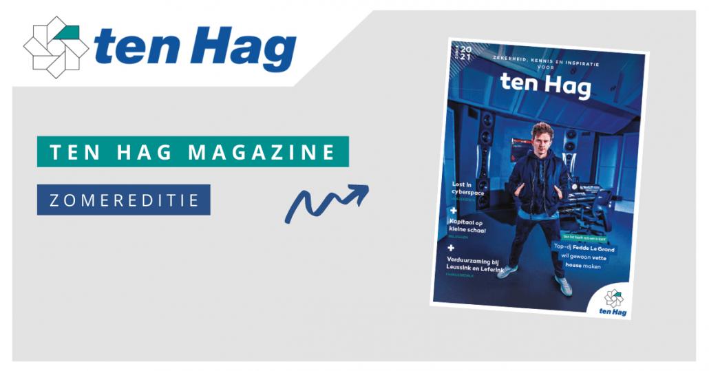 ten Hag magazine zomee